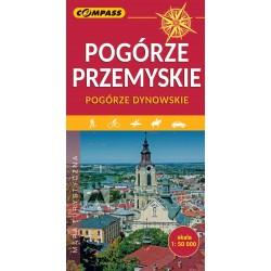 Pogórze Przemyskie, Pogórze Dynowskie