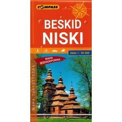 Beskid Niski wer.laminowana