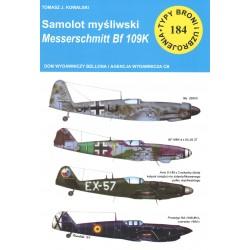 Samolot mysliwski Messerschmitt Bf 109 K