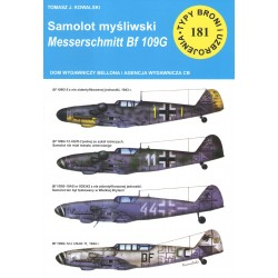 Samolot mysliwski Messerschmitt Bf 109 G
