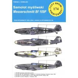 Samolot myśliwski Messerschmitt Bf 109 F