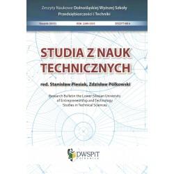 Studia z nauk technicznych Zeszyt 4