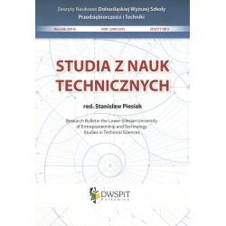 Studia z nauk technicznych Zeszyt 3