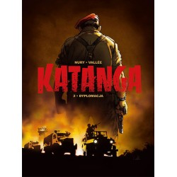 Katanga t. 2 Dyplomacja