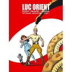 Luc Orient t.1 wydanie zbiorcze