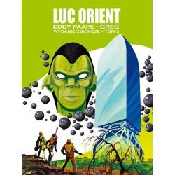 Luc Orient t.3 wydanie zbiorcze
