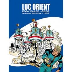 Luc Orient t.2 wydanie zbiorcze