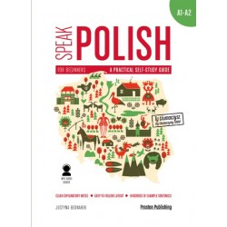 Speak Polish Part 1 Wyd. 2 A practical self-study guide