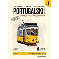 Portugalski w tłumaczeniach. Praktyczny kurs językowy. Gramatyka 1 wyd.2