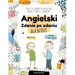 Angielski dla dzieci Zdanie po zdaniu wyd.2