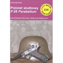 Pistolet służbowy P.08 Parabellum