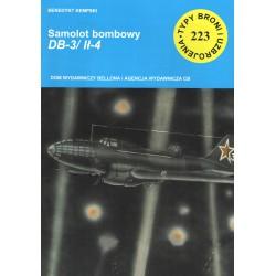 Samolot bombowy DB-3 IŁ-4