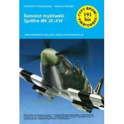 Samolot myśliwski Spitfire Mk IX-XVI