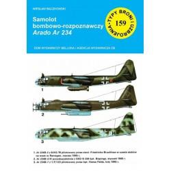 Samolot bombowo-rozpoznawczy Arado Ar 234