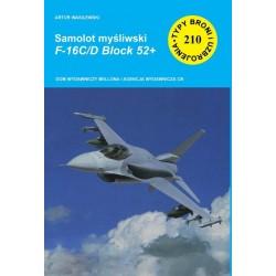 Samolot myśliwski F-16C/D Block 52+