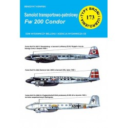 Samolot transportowo-patrolowy Fw 200 Condor