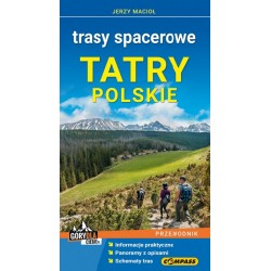 Tatry polskie Trasy spacerowe Przewodnik