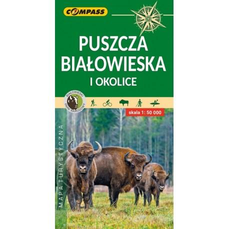 Puszcza Białowieska i okolice, wyd. VIII