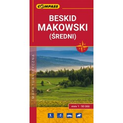 Beskid Makowski (Średni)