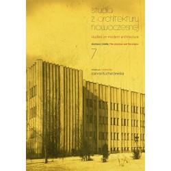 Studia z Architektury Nowoczesnej 7