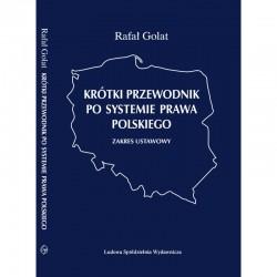 Krótki przewodnik po systemie prawa polskiego zakres ustawowy