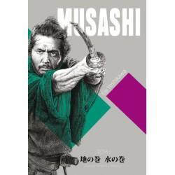 Musashi. Zwoje Ziemi i Wody Tom 1