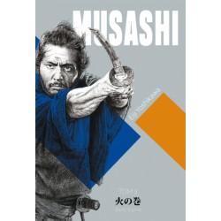 Musashi. Zwój Ognia Tom 2