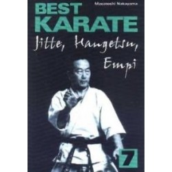 Best Karate 7 Jitte, Hangetsu, Empi