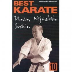 Best Karate 10 Unsu, Sochin, Nijushiho