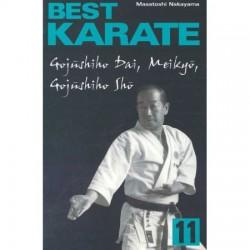Best Karate 11Gojushiho Dai, Meikyo, Gojushiho Sho