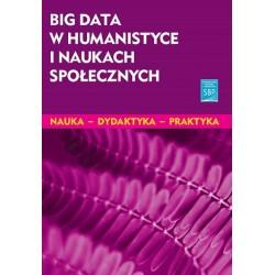 Big data w humanistyce i naukach społecznych