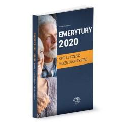 Emerytury 2020. Kto i z czego może skorzystać