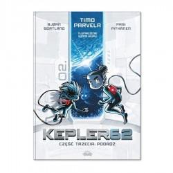 Kepler62. Część trzecia. Podróż