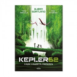 Kepler62. Część czwarta. Pionierzy