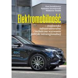 Elektromobilność - środowisko infrastrukturalne i techniczne wyzwania polityki intraregionalnej