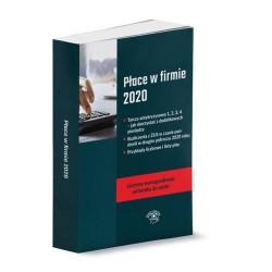 Płace w firmie 2020 wyd. 2