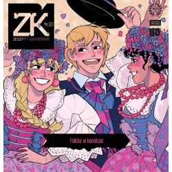 Zeszyty Komiksowe nr 27 Folklor w kosmosie