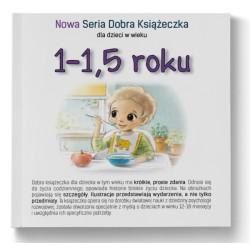 1-1,5 roku - Nowa Seria Dobra Książeczka