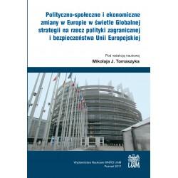 Polityczno-społeczne i ekonomiczne zmiany w Europie w świetle Globalnej strategii