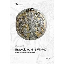 Bratysława 4–5 VII 907. Bitwa, która zmieniła Europę