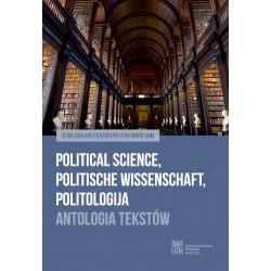 Political Science, Politische Wissenchaft i Politologija. Antologia tekstów
