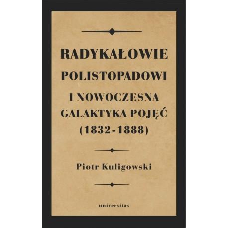 Radykałowie polistopadowi i nowoczesna galaktyka pojęć (1832–1888)