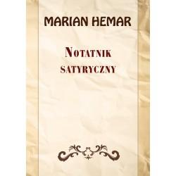 Notatnik satyryczny. Wybór wierszy z lat 1946–1961