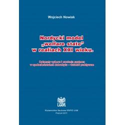 """Nordycki model """"welfare state"""" w realiach XXI wieku"""