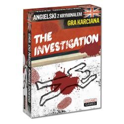 The Investigation. Kryminalna gra karciana do nauki angielskiego
