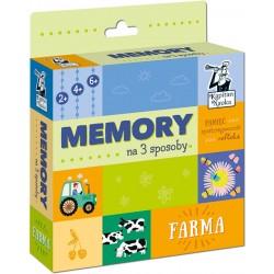 Kapitan Nauka. Memory na 3 sposoby. Farma