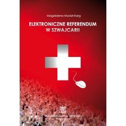 Elektroniczne referendum w Szwajcarii. Wybrane kierunki zmian helweckiej demokracji bezpośredniej