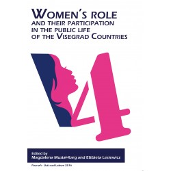 Women's role and their participation in public life of the Visegrad Countries