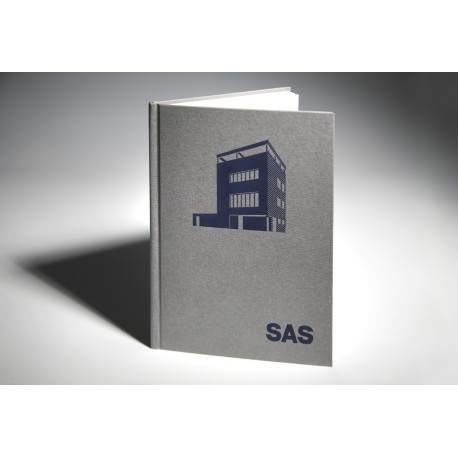 SAS. Ilustrowany atlas architektury Saskiej Kępy
