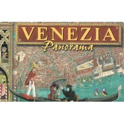 Wenecja. Panorama. Mapa kieszonkowa